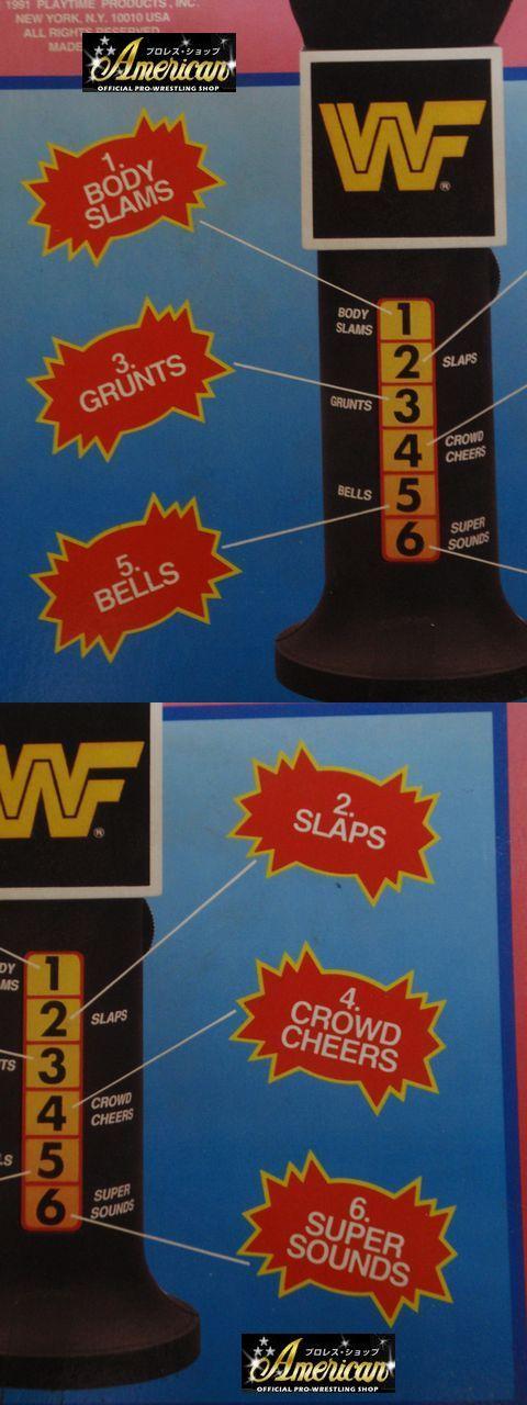 WWF・オフィシャル・マイクロフォン  US版